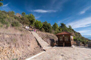 Древний город Сиедра, Аланья