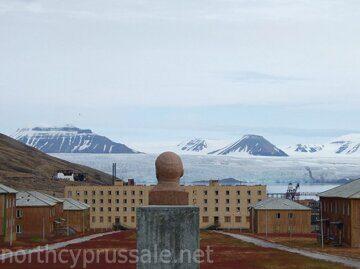 Пирамиден, Свальбард, Норвегия