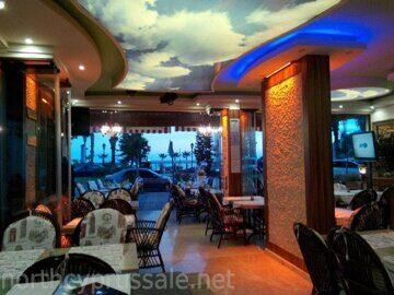 Olivia Gourmet Restaurant & Cafe Bar