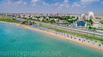Северный Кипр, Недвижимость, Апатаменты, Студия, Фамагуста, Лонг Бич, Искеле