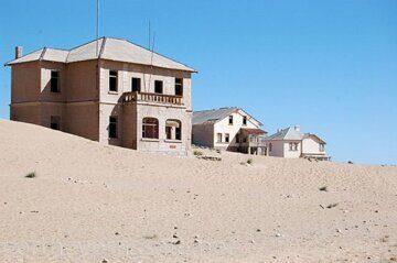 Колмонскоп, Намибия, Африка